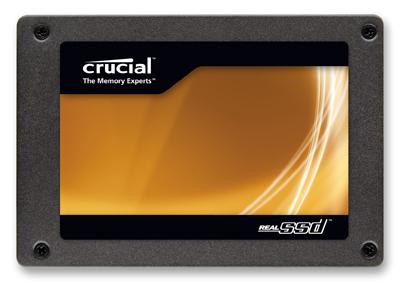 Crucial Real SSD C300 da 64 GB: gli SSD sono sempre più abbordabili