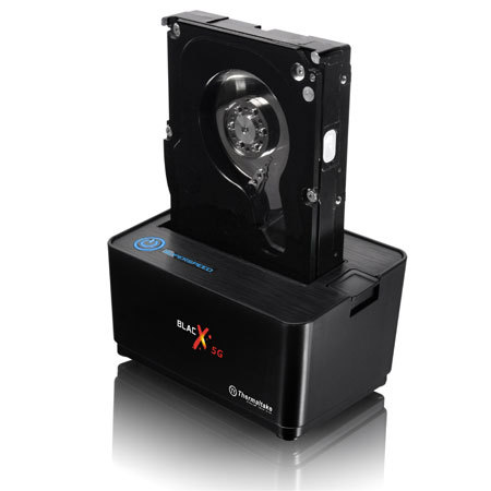 Need driver for blacx thermaltake hdd docking station for windows