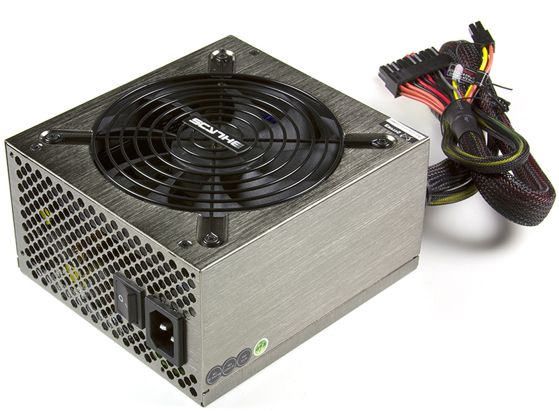 Scythe Chouriki 2 650W PSU Models Sold Only as 80 PLUS Silver ...