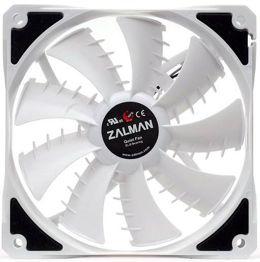 Zalman Intros Zm Sf3 Case Fans With Shark S Fin Blade