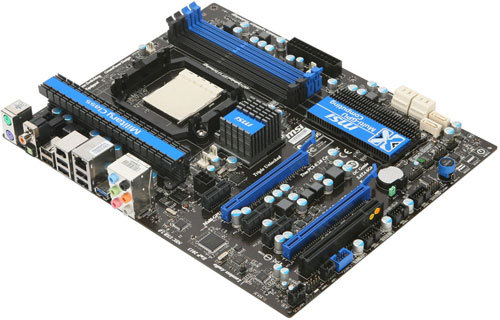 MSI prepara nova 870A Fuzion Power 112a