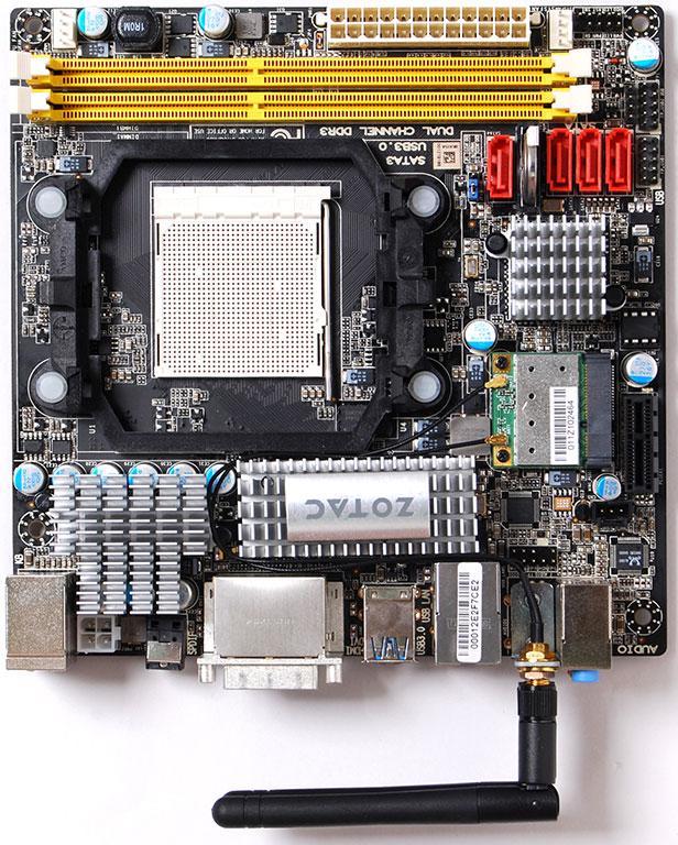 Zotac 880G-ITX ATI VGA Descargar Controlador