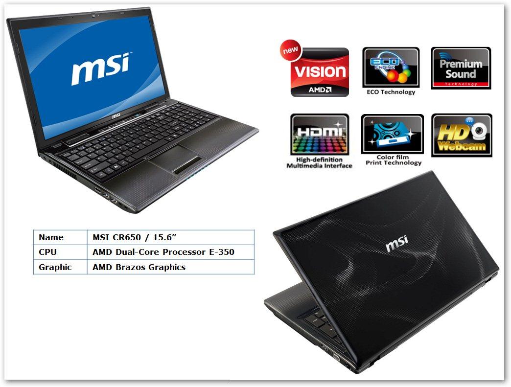 MSI CX620 3D Notebook ATI Mobility Radeon VGA Drivers