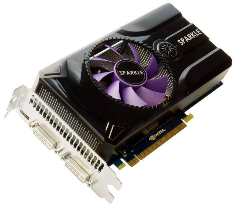 Sparkle Announces GeForce GTX 460 1GB ''Sabrina Edition