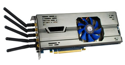 KFA2 Launches its GeForce GTX 460 Razor Edition and WHDI Wireless Graphics Cards