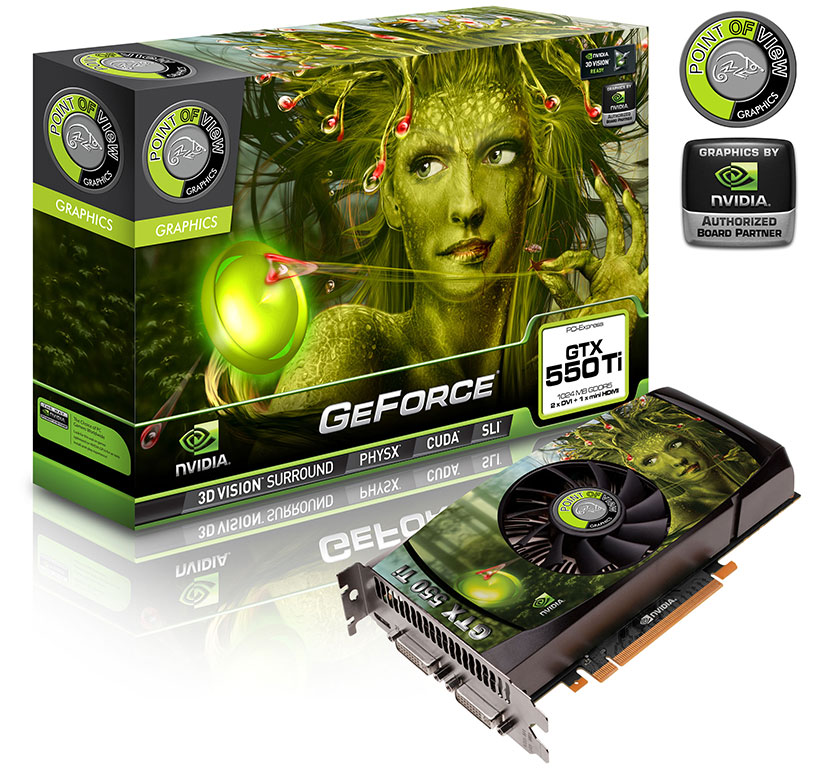 Pny technologies nvidia geforce gtx 550 ti 1024mb vcggtx550txpb.