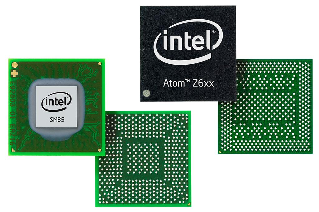 New Intel Atom Processor for Tablets Spurs Companion Computing ...