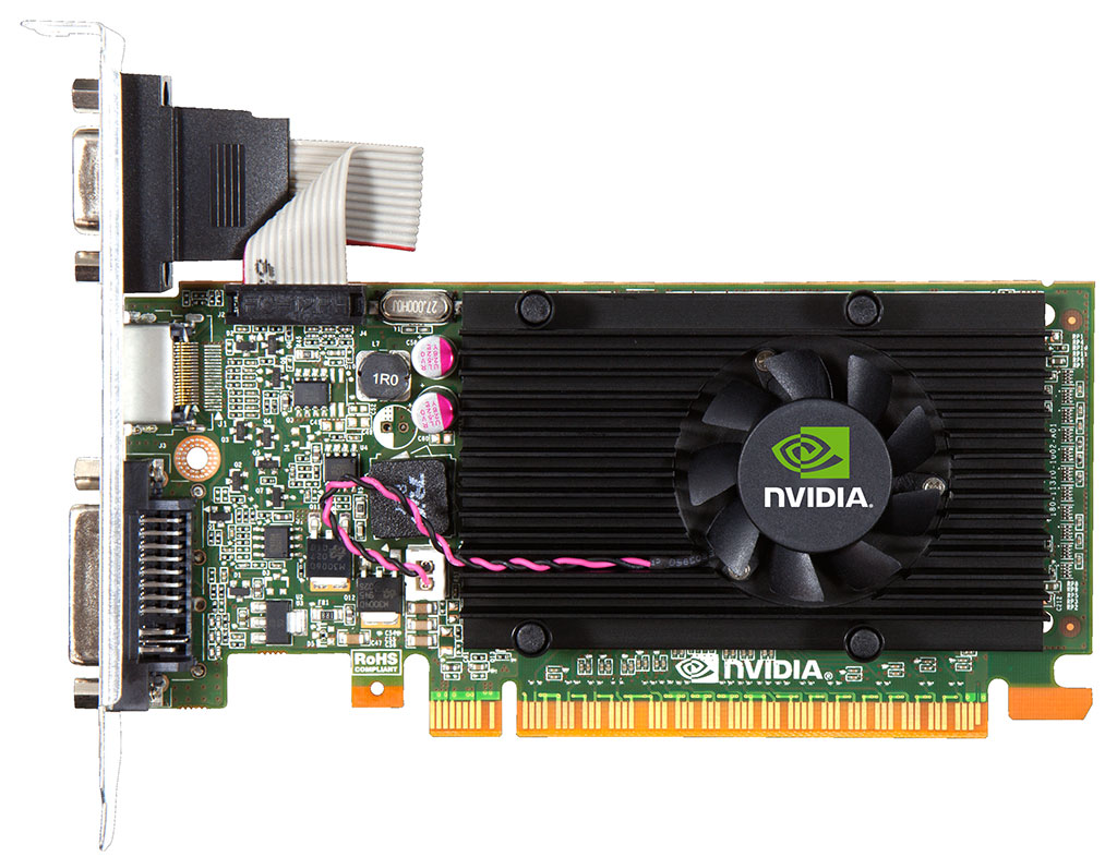 NVIDIA Slips In GeForce GT 520 Entry Level Graphics Card