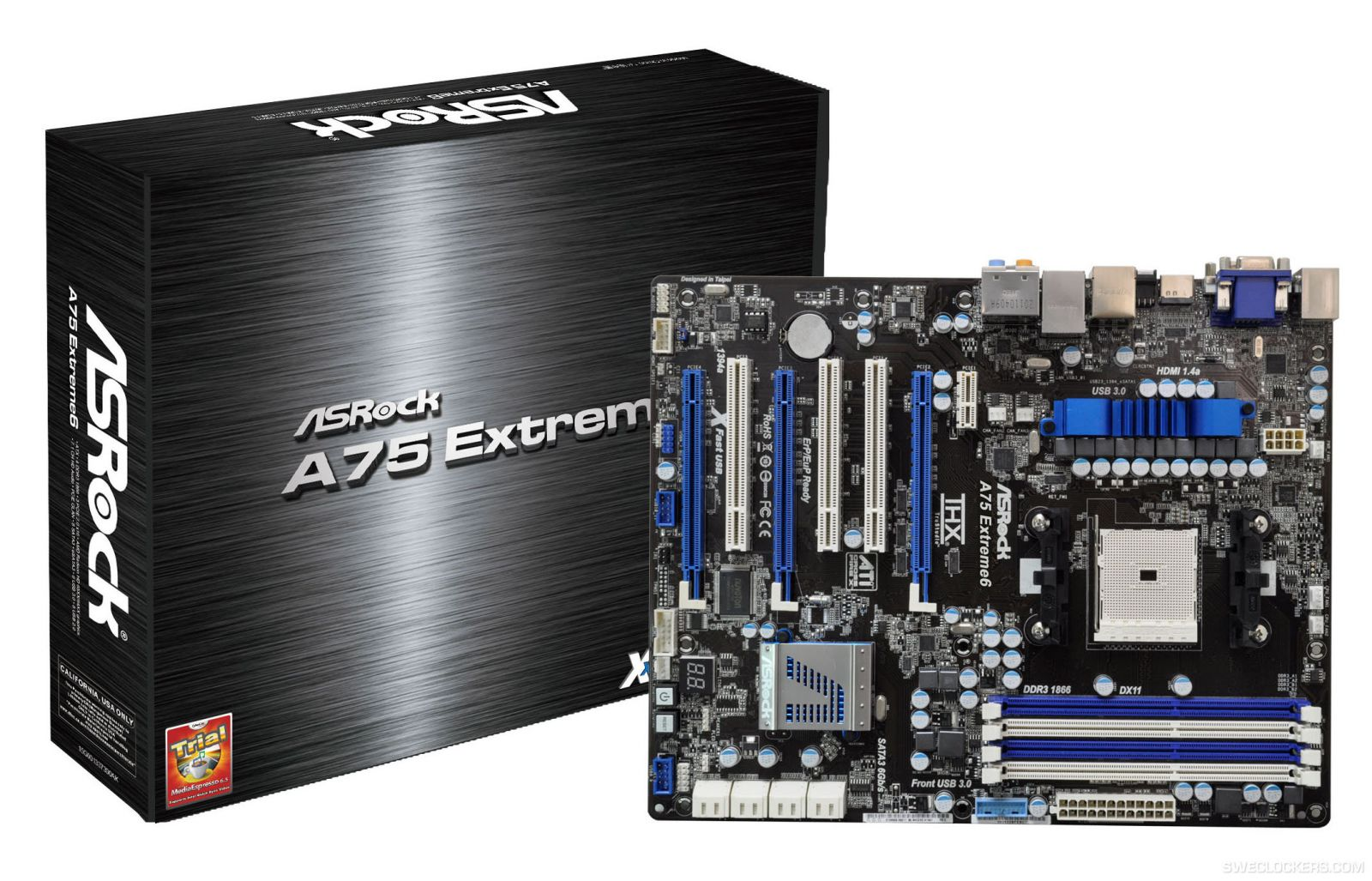 ASROCK A75 EXTREME6 AMD FUSION 64 BIT DRIVER