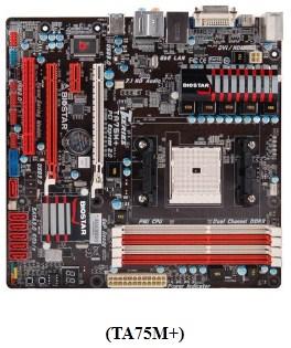 Biostar TA75M AMD Chipset Drivers for Windows 7