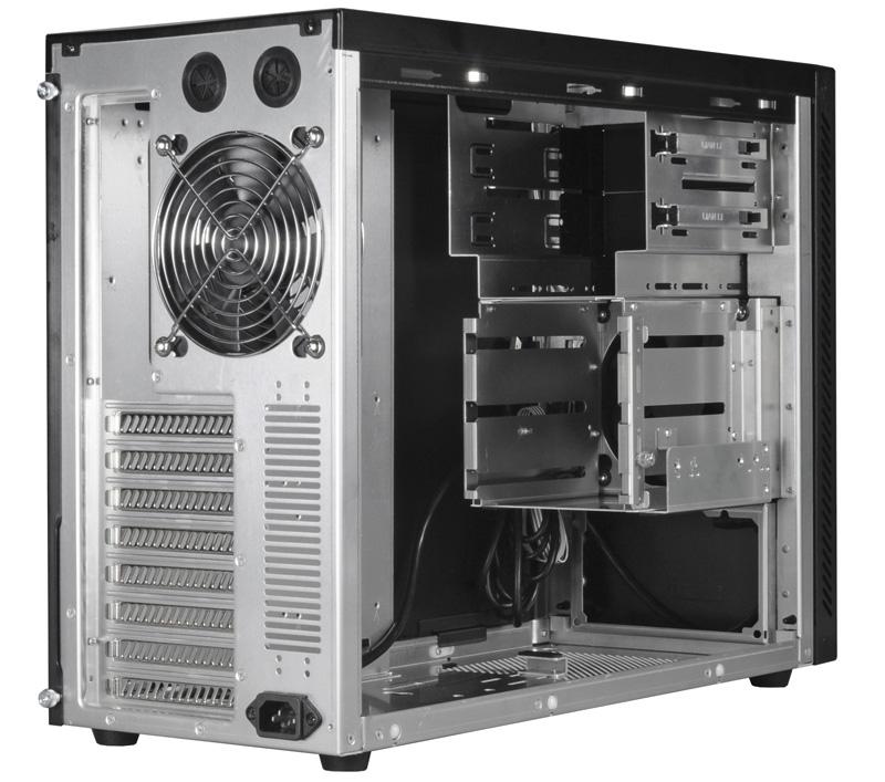 Lian Li Announces The Pc A05fn Atx Mid Tower Pc Case