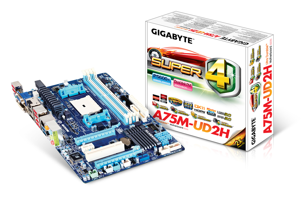 Gigabyte GA-A75M-UD2H Easy Tune6 Driver Windows XP