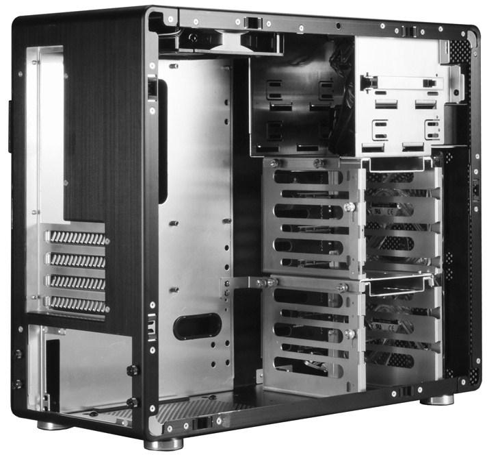 Lian Li Announces The Pc V600f High End Mini Tower