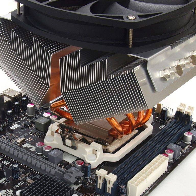 Scythe Announces Compatibility To Amd Sockets Fm1 And Am3 Techpowerup