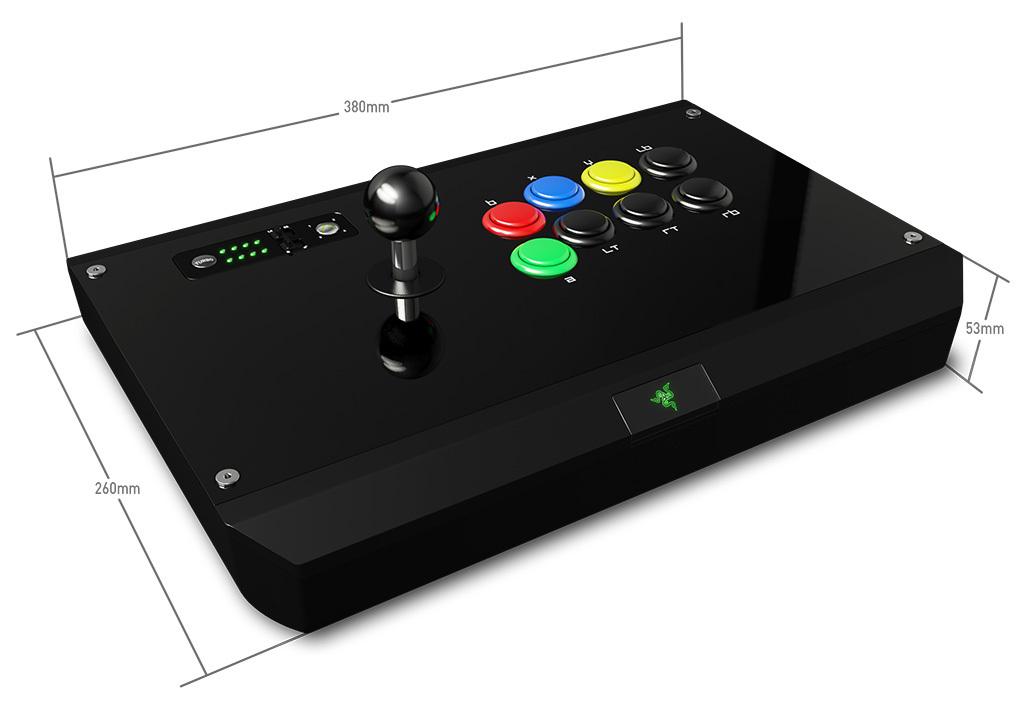 XBOX 360 HORI TEKKEN 6 WIRELESS FIGHTING STICK FIGHTSTICK ... |Xbox 360 Fighting Stick