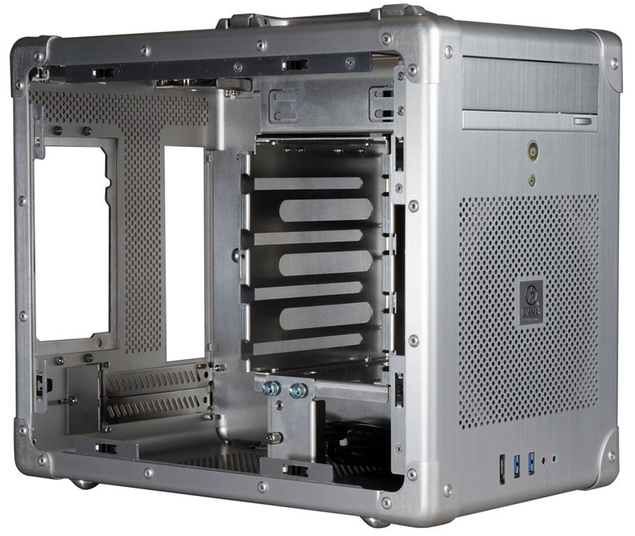 Lian Li Announces Pc Tu200 Mini Itx Chassis Techpowerup