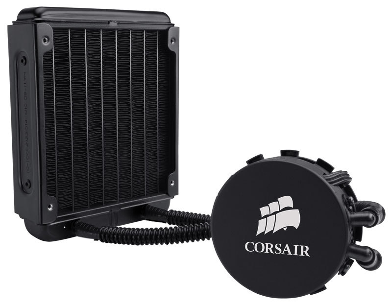 how to install corsair h40