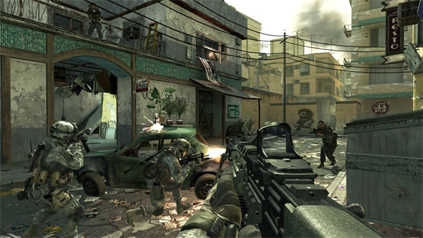MW3 Console Players Have Crashtastic Time Of It | TechPowerUp