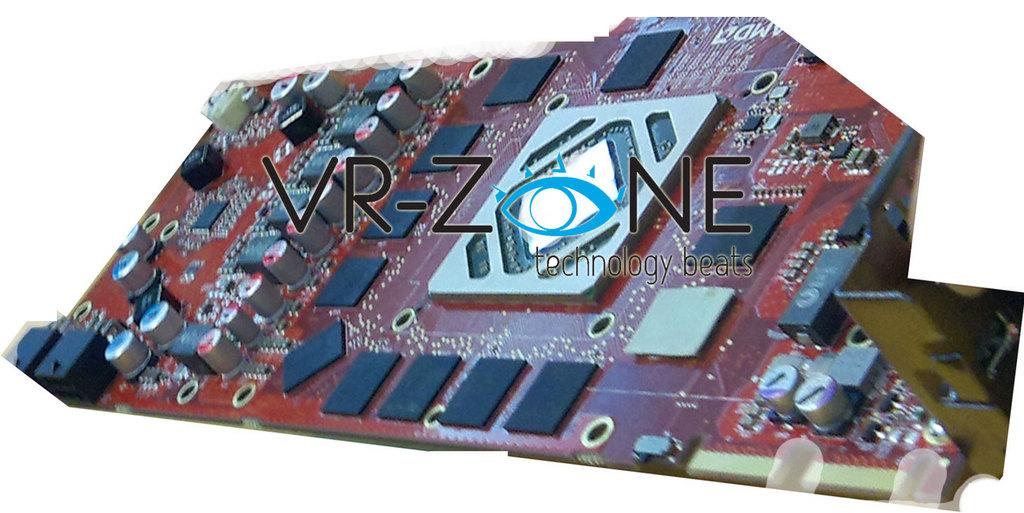AMD Tahiti (Radeon HD 7900) Graphics Card Seen in the Nude