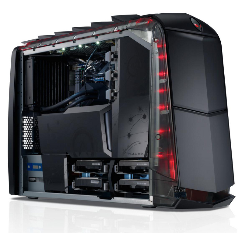 Dell Introduces Lga 2011 Based Alienware Aurora Gaming