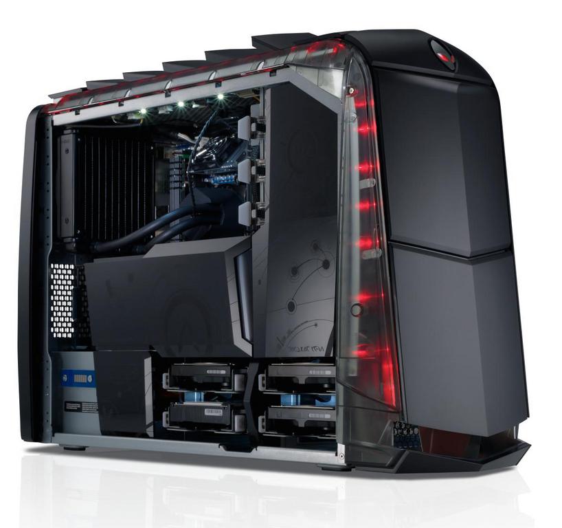 Dell Alienware Aurora ALX ATI Radeon HD 5970 Windows