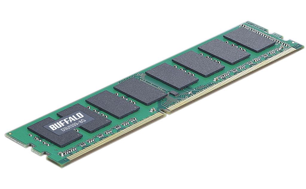 Buffalo Unveils New 8 Gb Memory Modules Techpowerup