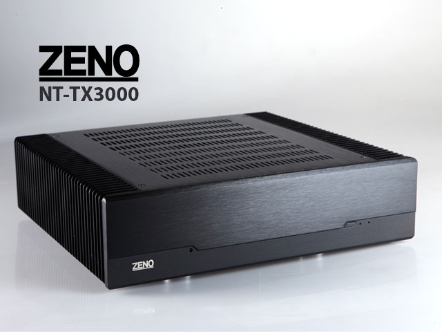 Asktech intros nt tx3000bk fanless mini itx chassis for Case itx fanless