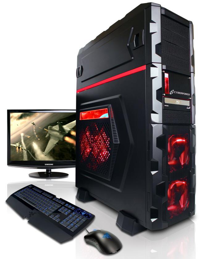 CyberpowerPC Announces Third Generation 'Fang III' Desktop