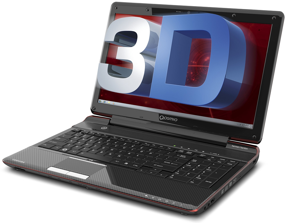 Stereoscopic 3d Gaming Computer: 3D Gaming Now Possible On Toshiba Glasses-Free 3D Laptop