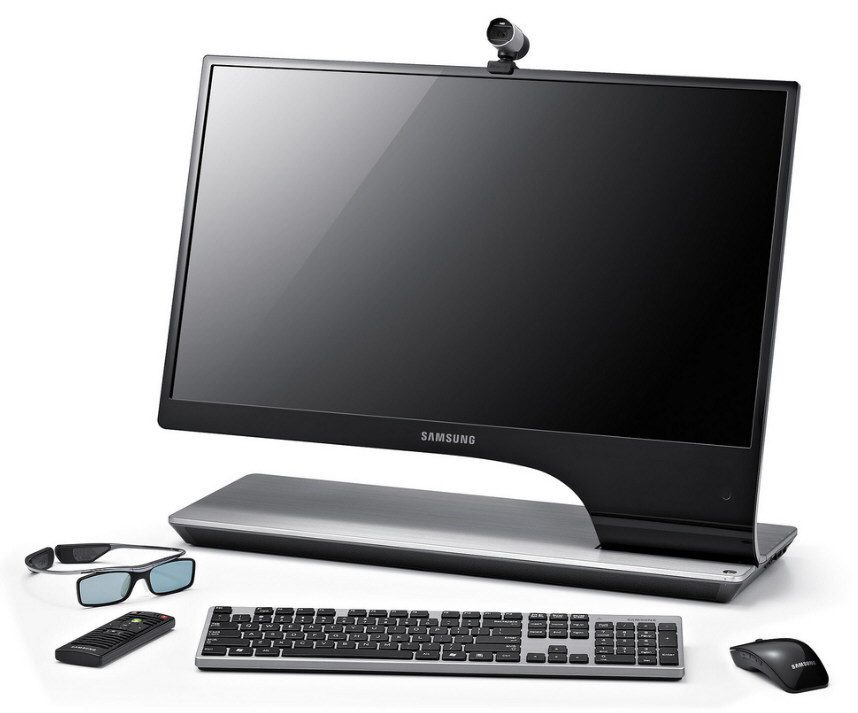 Samsung Debuts the Series 9 3D All-in-One PC
