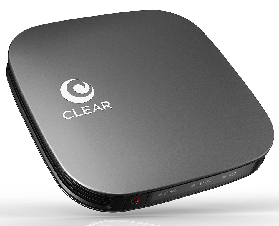 Clear Wire Internet Service | Clearwire Unveils New Clear Spot Voyager And Clear Hub Express Modem