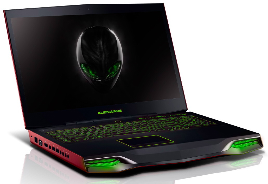 Dell Alienware M18X R2 Specs Leak | techPowerUp