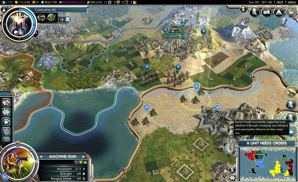 Download Civilization V for Mac for Free, No Strings