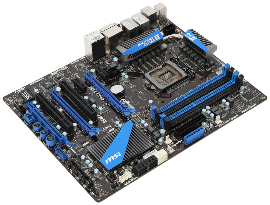 MSI's entire Z68 (G3)/H61 (G3) Series Motherboard Supports Intel's ...