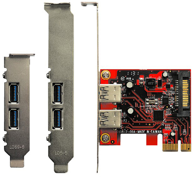 USB 3.x PCIe Cards for Classic Mac Pro | MacRumors Forums