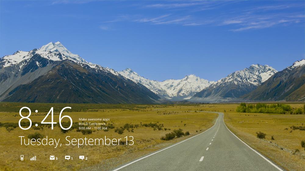 ويندوز 8 Consumer Preview نسخة جديدة ...