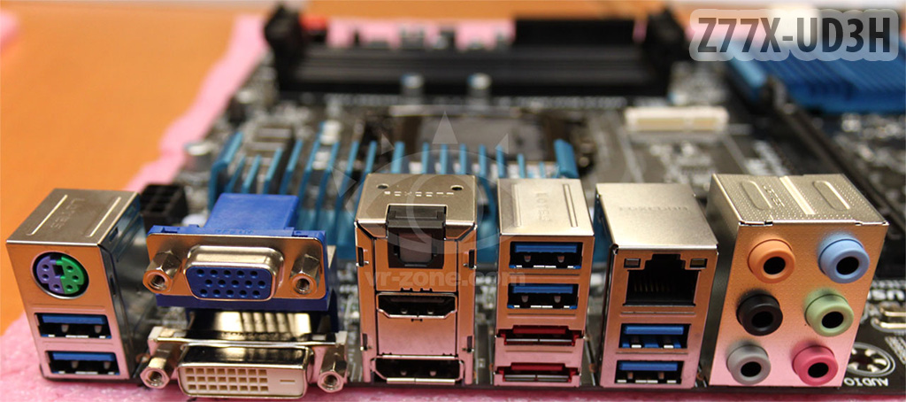 ��� Gigabyte Z77X-UD3H & Z77X-UD5H