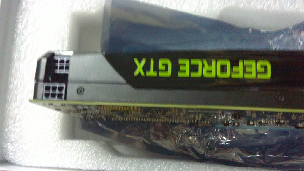 صور كارت الشاشة جيجابايت 680