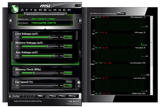 NVIDIA GTX 1070 Ti Confirmed with Release of MSI Afterburner