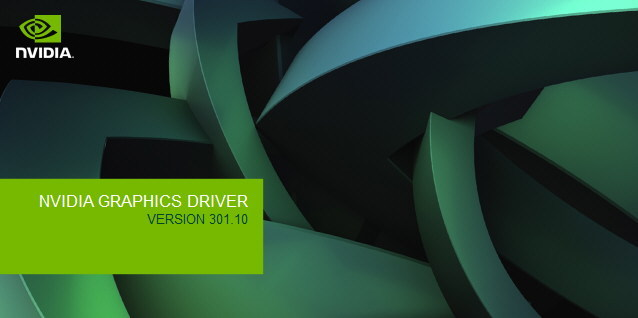 nvidia drivers 301.10
