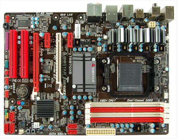 AMD 970 PCIe SATA3 /& eSATA ATX DDR3 Biostar TA970XE Motherboard USB3.0 /& USB2.0