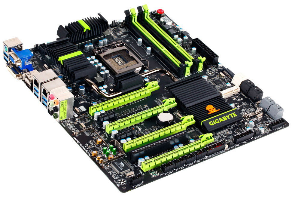 GIGABYTE Launches Dual UEFI 7 Series Motherboards For 3rd