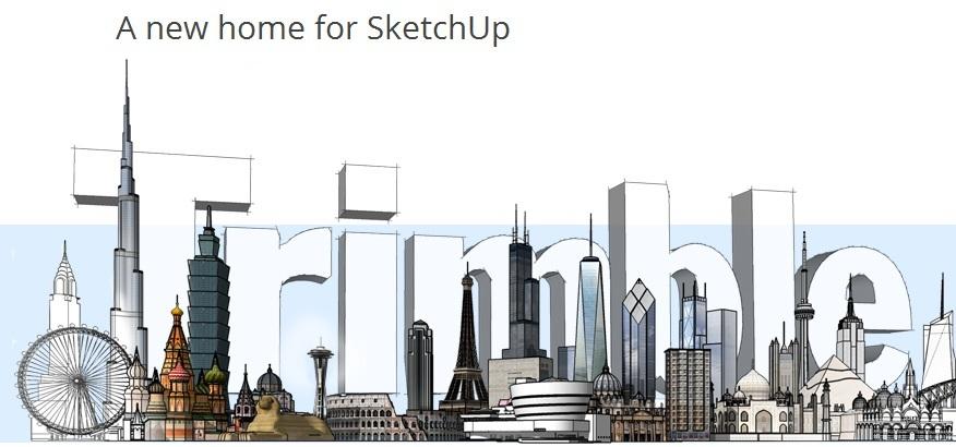 Trimble Acquiring Google's SketchUp 3D Modeling Platform | TechPowerUp