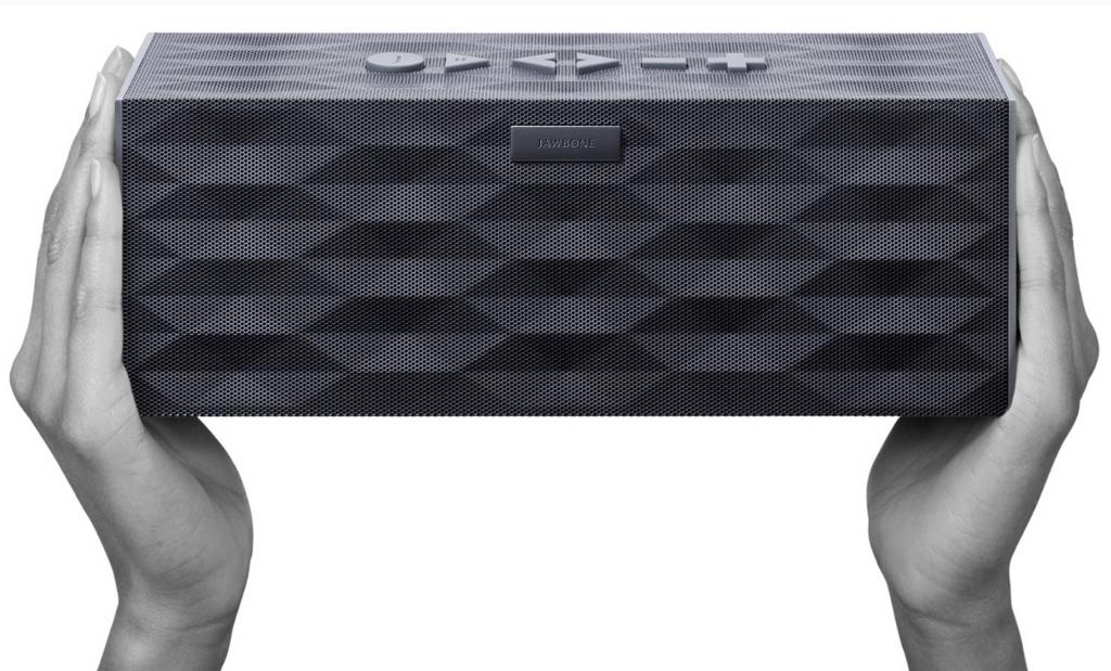 Jawbone's Best–Selling Wireless Portable Speaker Now ...