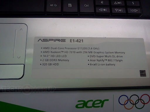 Acer Aspire E1-421 AMD Graphics Drivers (2019)