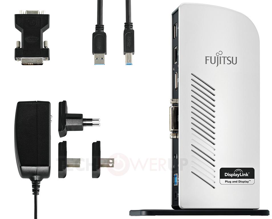 DisplayLink Powers First USB 3.0 Port Replicator with DisplayPort ...
