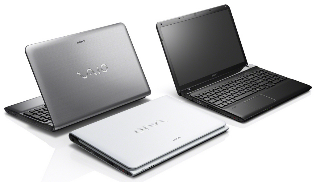 sony upgrades vaio s and z laptops to ivy bridge  debuts two new vaio e notebooks