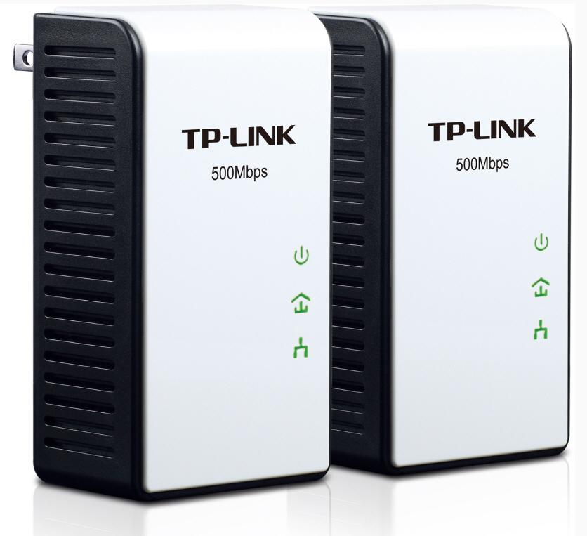 tp link announces the av500 gigabit powerline adapter. Black Bedroom Furniture Sets. Home Design Ideas