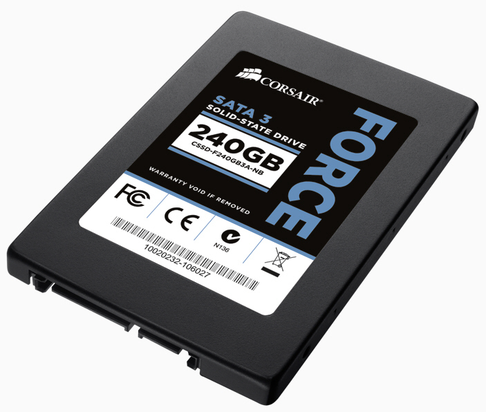 corsair announces ssd upgrade kit for notebooks techpowerup forums. Black Bedroom Furniture Sets. Home Design Ideas