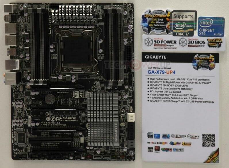 Gigabyte GA-X79-UP4 Intel Rapid Storage Technology Enterprise Driver FREE